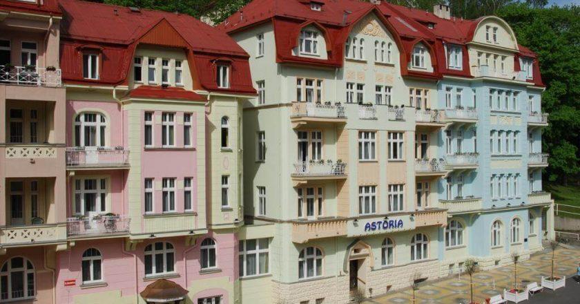 Санаторий Astoria 3* в Яхимове