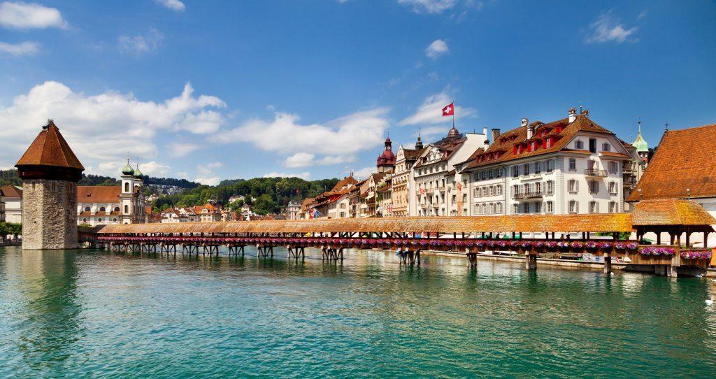 Экскурсия в Швейцарию из Карловых Вар