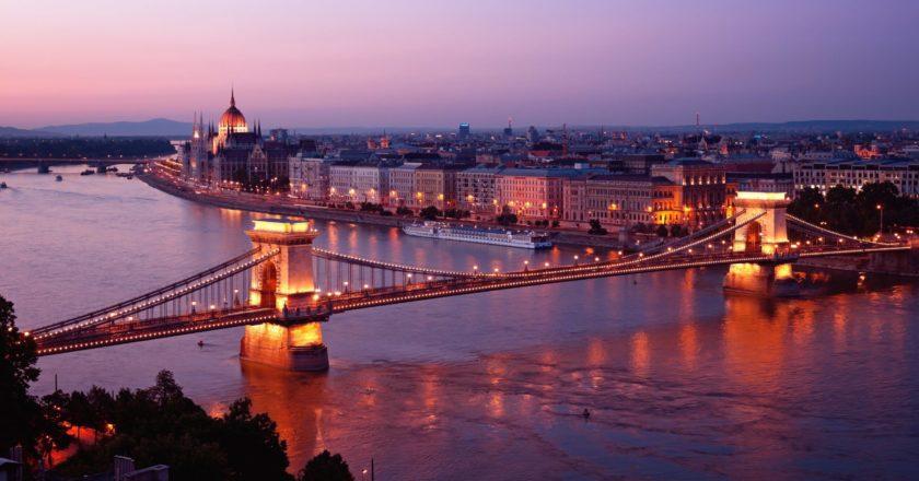 Экскурсия в Братиславу и Будапешт