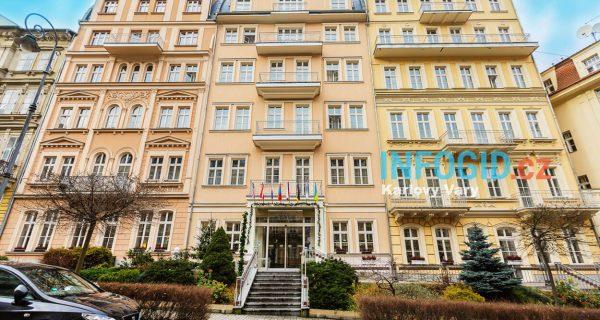 Отель Venus Карловы Вары