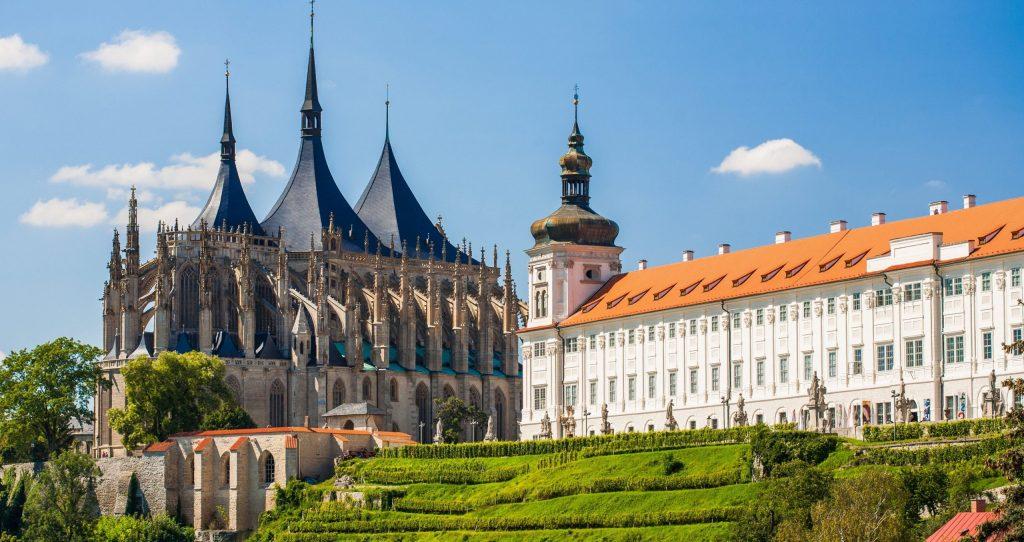 Кутна Гора - однин из самых знаменитых городов Чехии