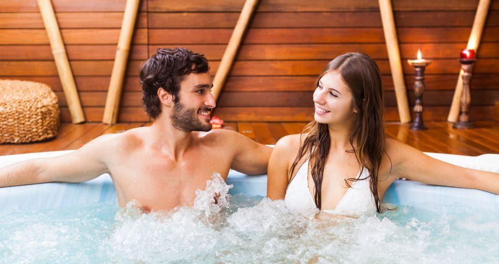 Процедура жемчужные ванны в санаториях Карловых Вар