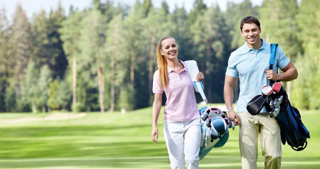 Поля для гольфа в Карловых Варах