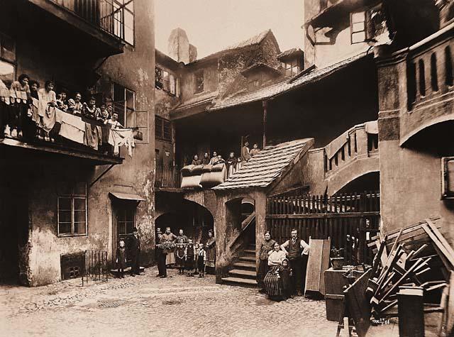 Еврейский город Йозефов в Праге
