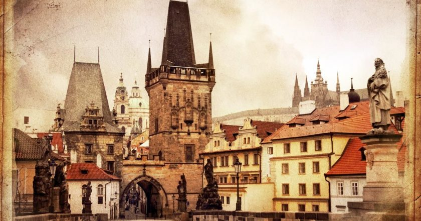 Карлов мост в Праге - Легенды о Карловом мосте
