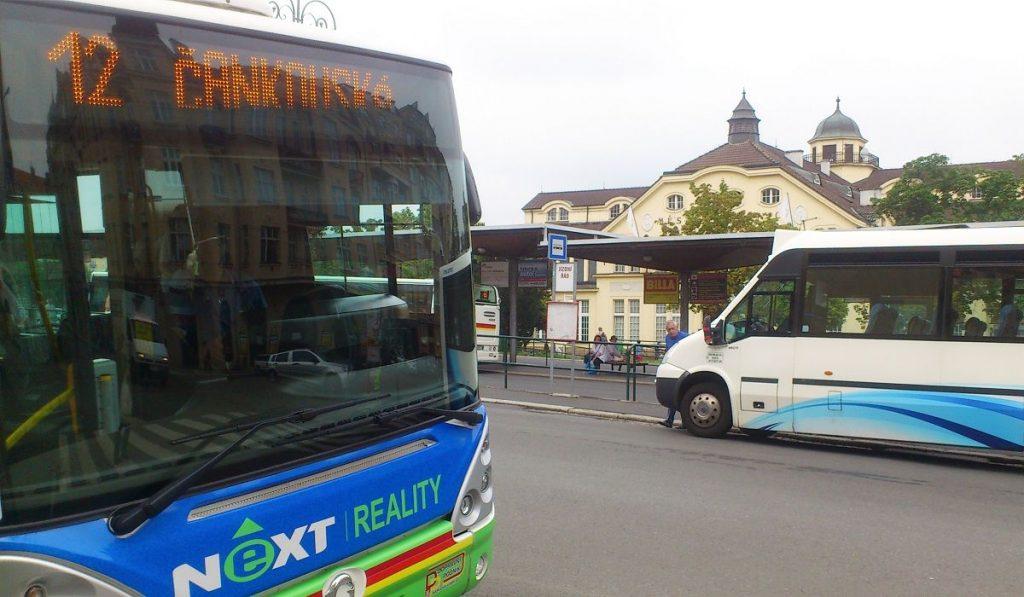 Номер автобуса