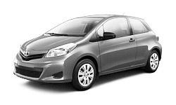 Прокат машины Toyota Yaris Карловы Вары
