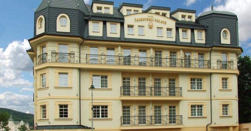 Комплекс отелей Cajkovskij 4* и Cajkovskij Palace 4*