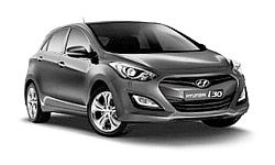 Прокат машины Hyundai i30 Карловы Вары