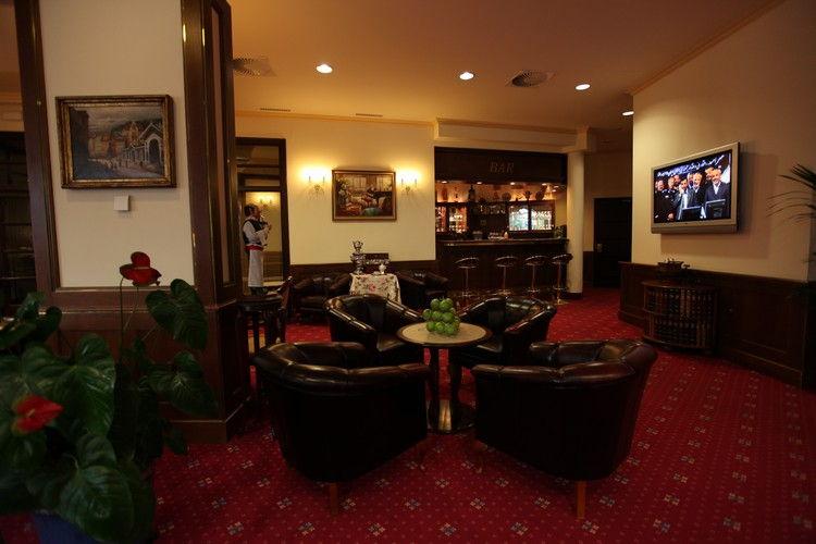 Interhotel Central 4* Карловы Вары
