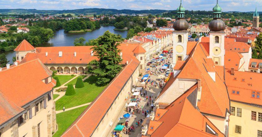 Телч - уникальный город Чехии