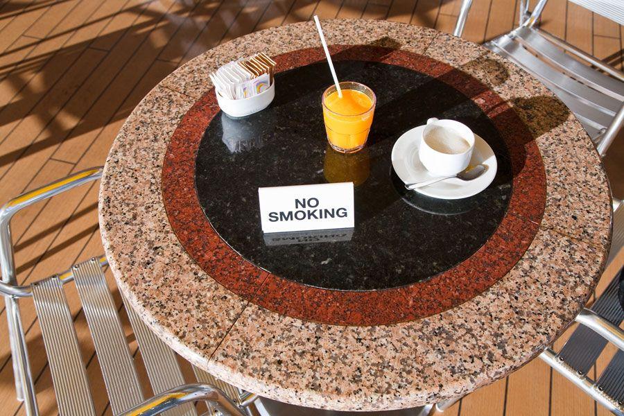 Рестораны для некурящих в Карловых Варах