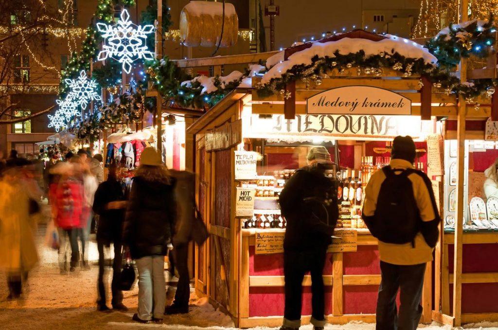 Адвент и Рождество в Карловых Варах