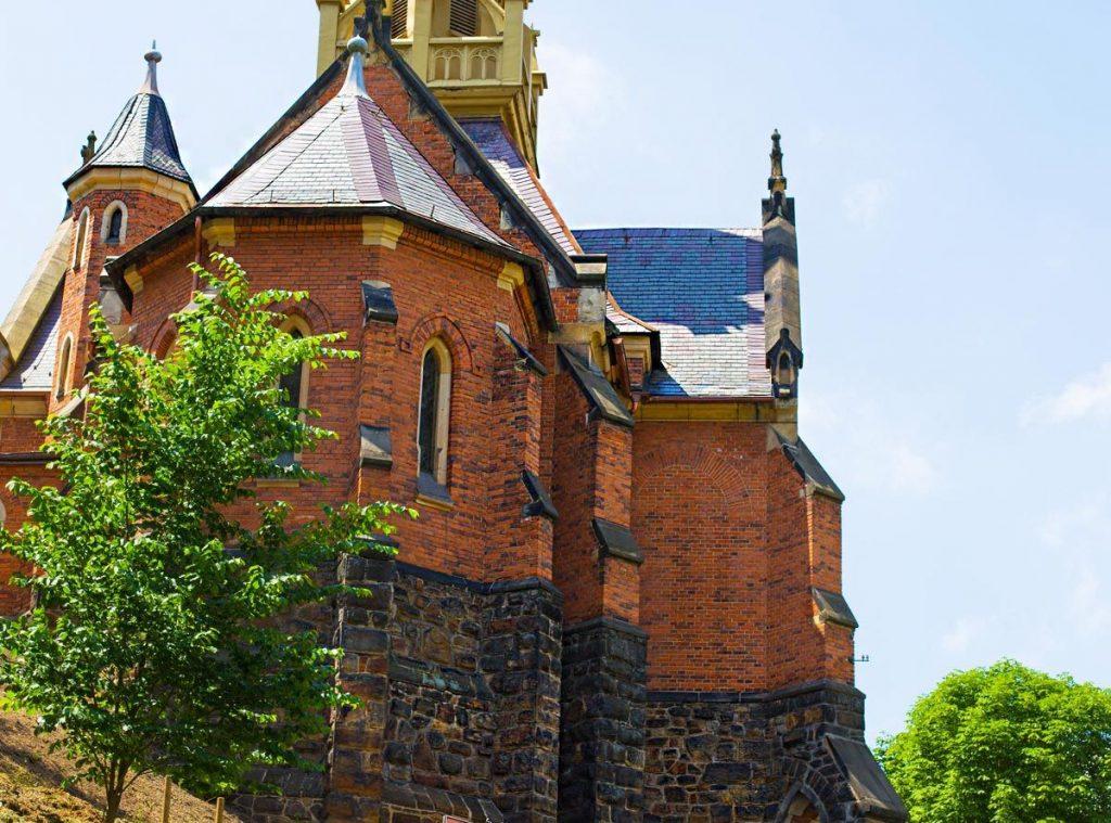 Костел святого Луки в Карловых Варах