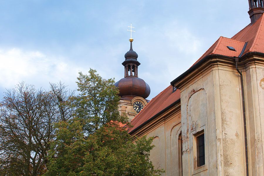 Костел Святой Анны в Карловых Варах