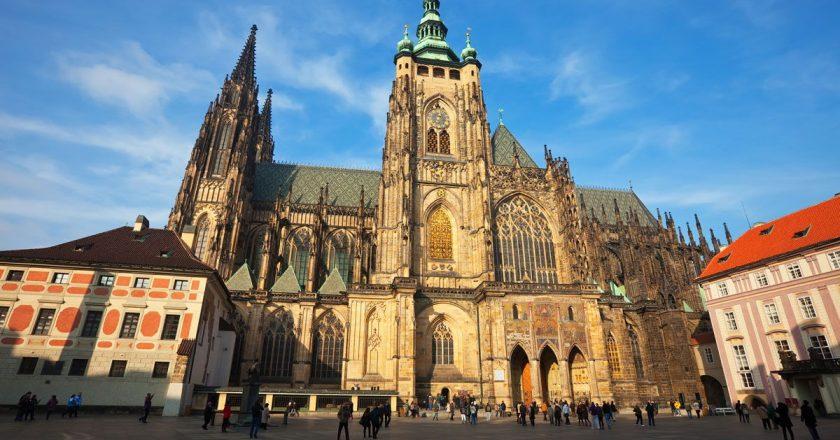 Легенды собора св. Вита в Праге