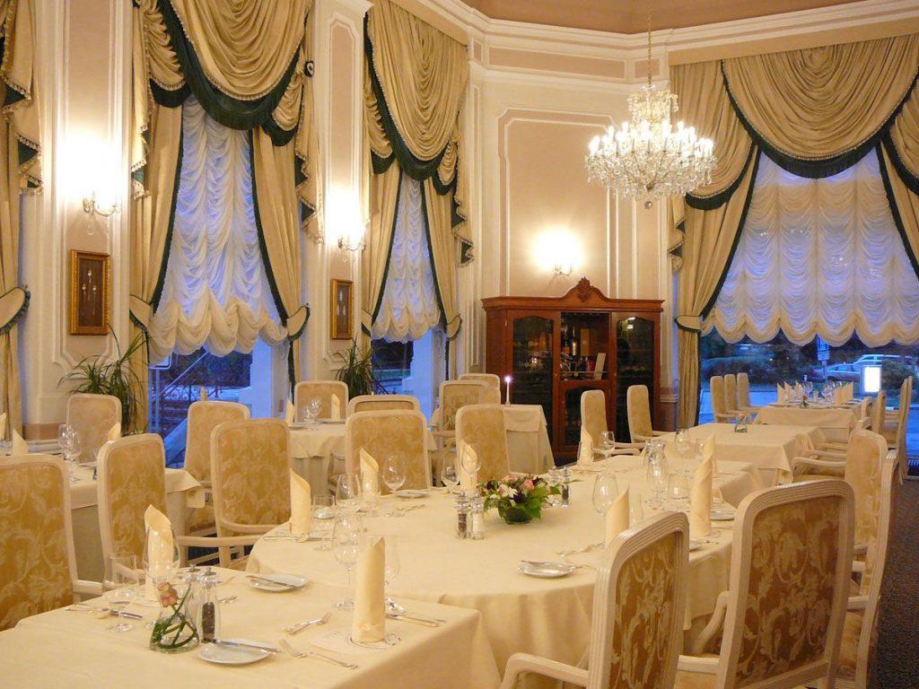 Ресторан в Карловых Варах Grandrestaurant Pupp