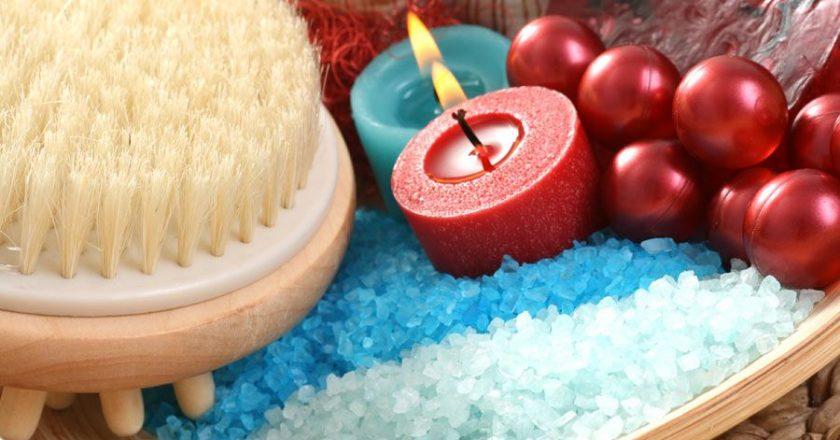Польза косметической соли