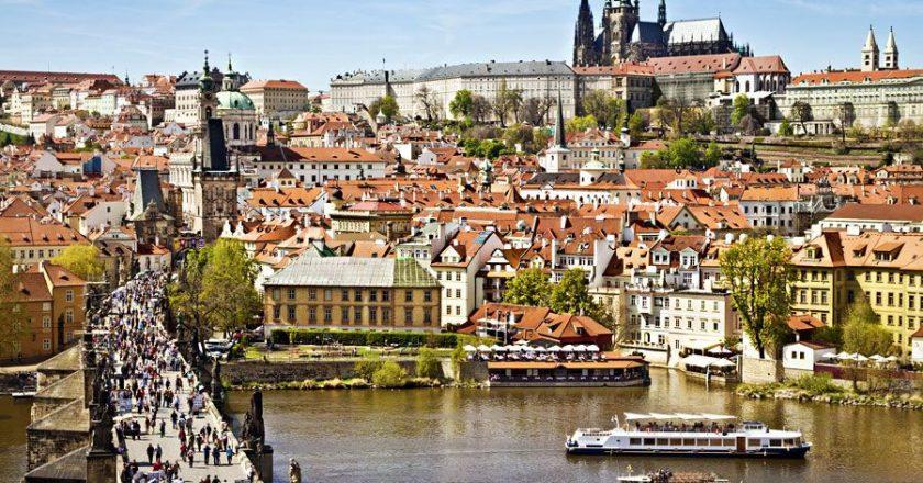 Королевская столица Прага