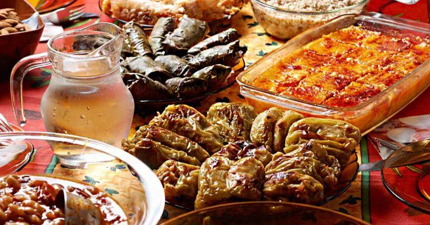 Традиционная рождественская еда в Чехии