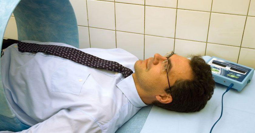 Лечение посредством электромагнитного поля в Карловых Варах