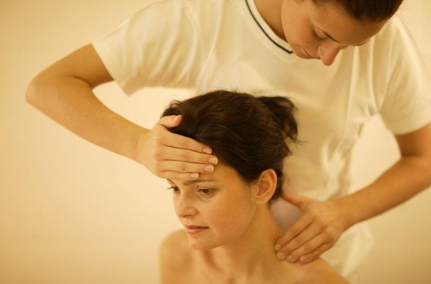 Рефлексивный массаж