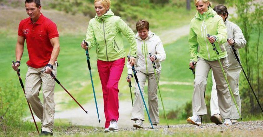 большей популярностью среди отдыхающих в Карловых Варах пользуется Nordic Walking