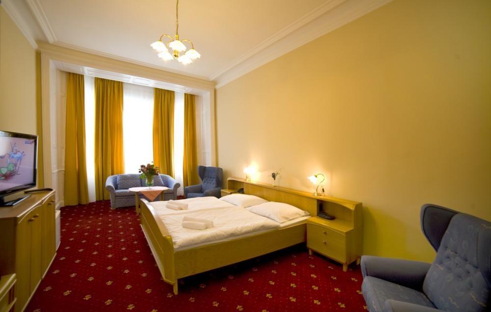 Отель Палацкий (Hotel Palacky)
