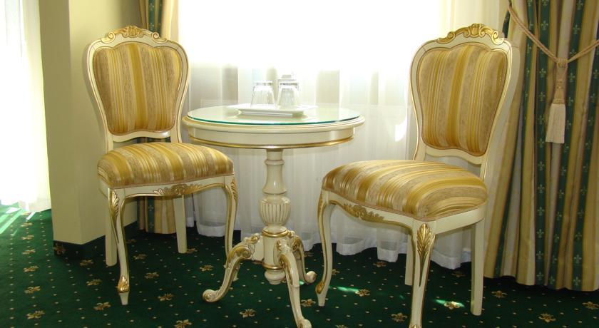 Отель Санкт-Петербург (Hotel Saint Petersburg)