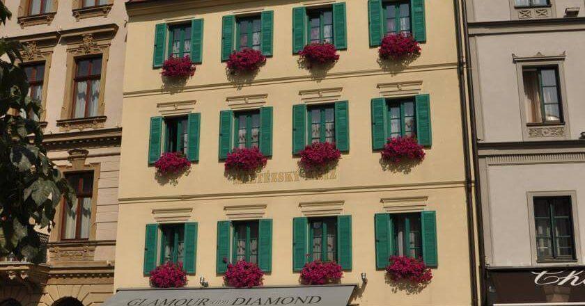 Hotel Maltezsky Kriz (Отель Мальтийский Криз)