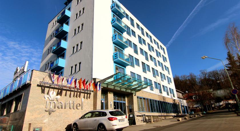 Отель Марттел (Hotel Marttel) Карловы Вары
