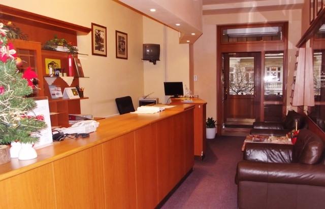 Hotel Modena Karlovy Vary (Отель Модена Карловы Вары)