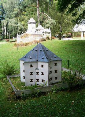 Парк Миниатюр «Park Boheminium»в Марианских Лазнях