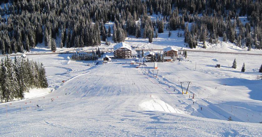 Pec pod Sněžkou – горнолыжный курорт Чехии