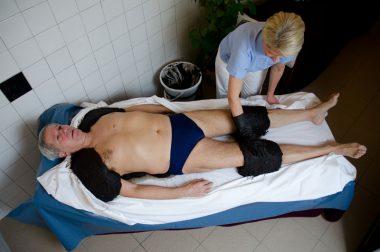 Лечение в санатории Лазне 5 в Карловых Варах