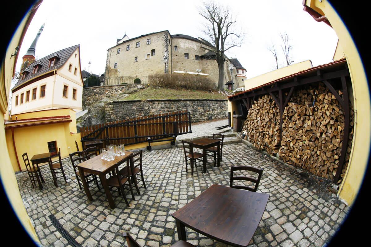 Ресторан Старославянская кухня в Локете