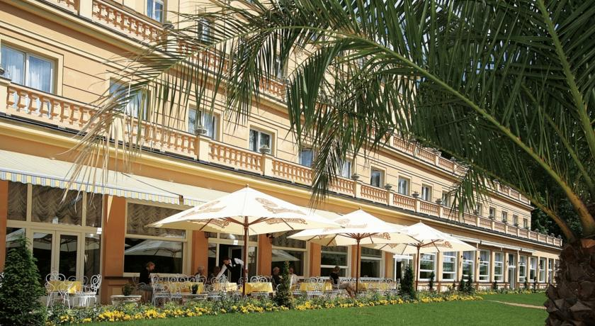 Отель Ричмонд в Карловых Варах