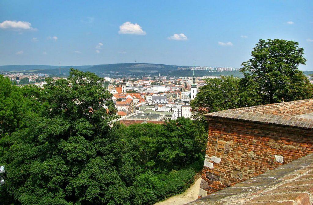 Брно, обычный город чешской жизни