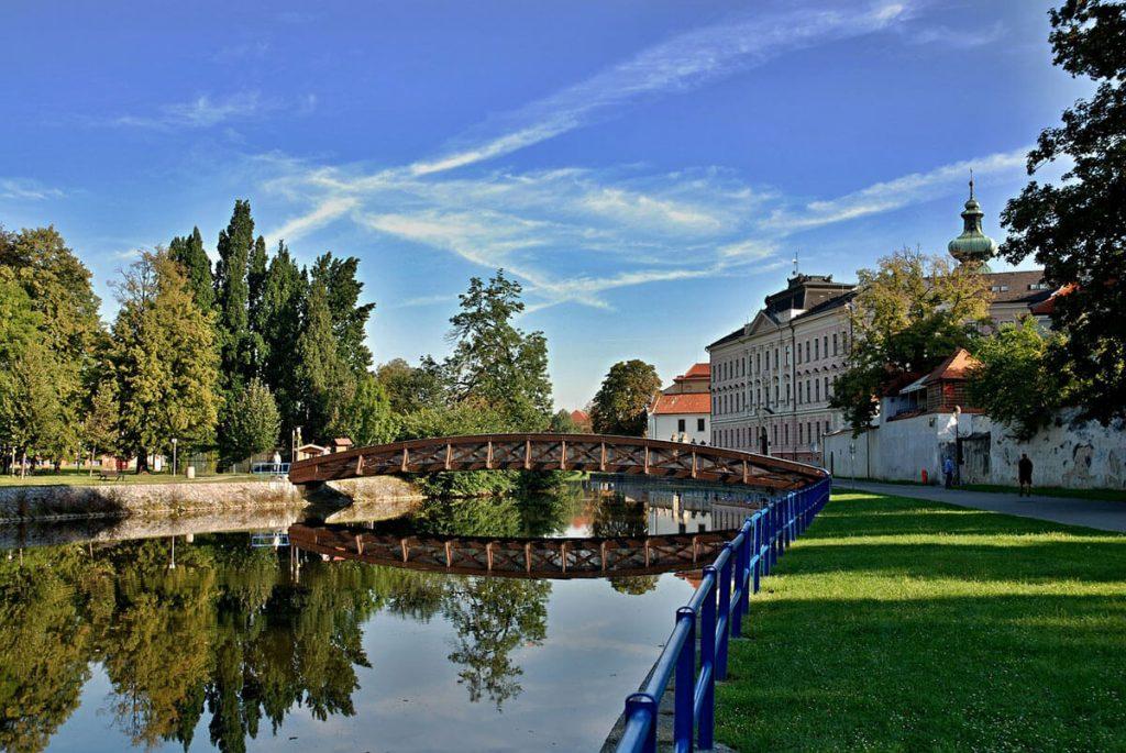 Чехия: Ческе-Будеёвице – современность