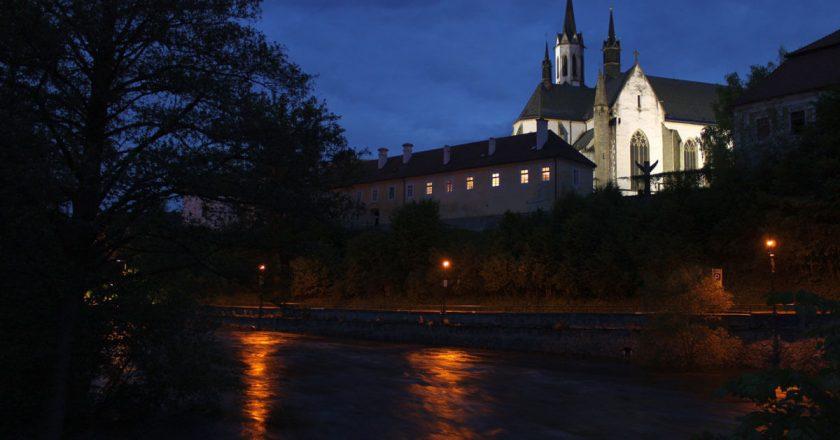 Город Вышши Брод, Чехия