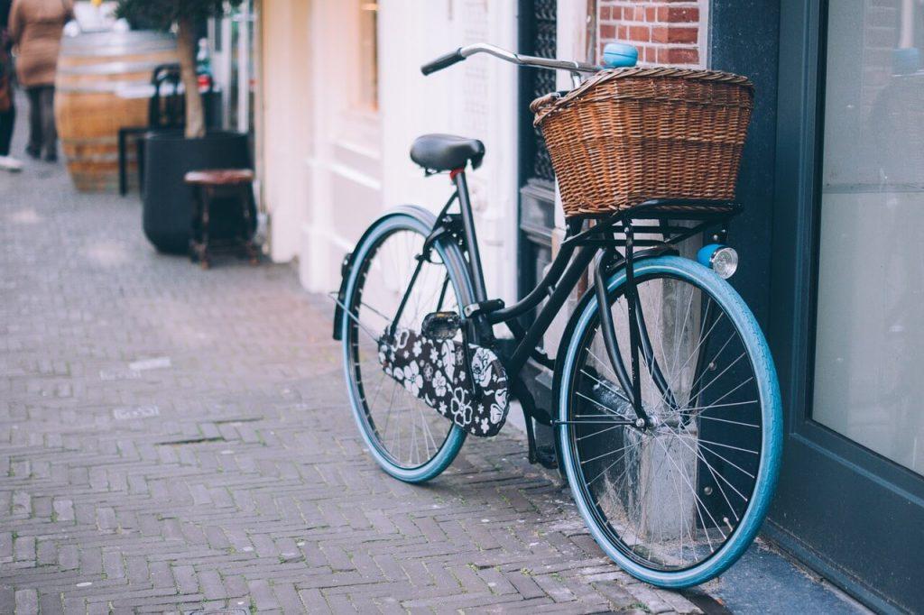 К Чешским винам на велосипеде