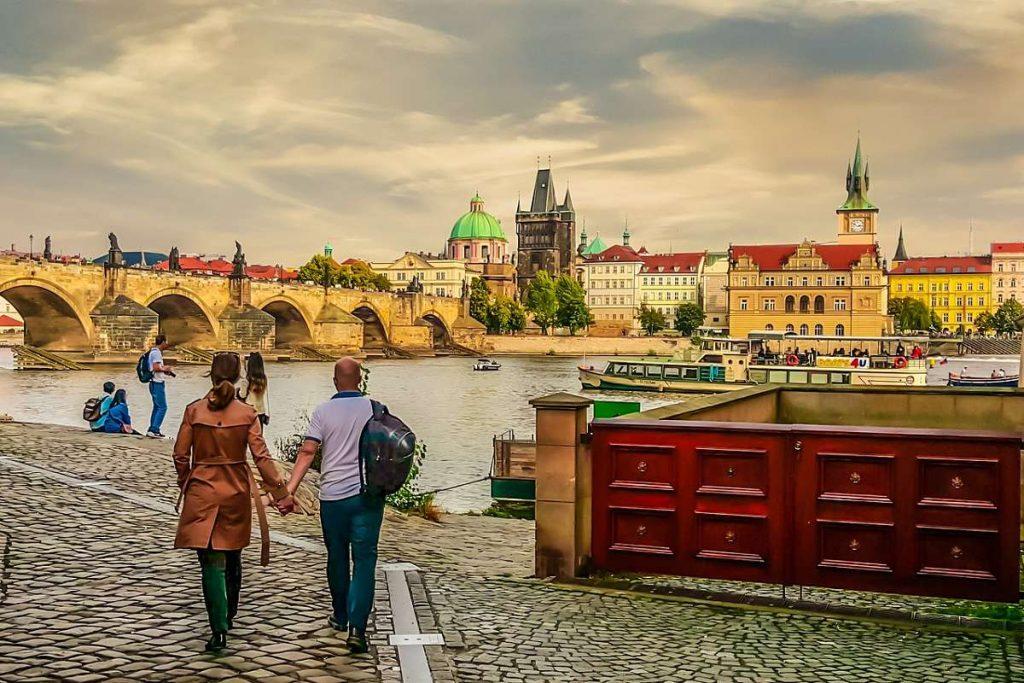Прага - туристический рай в центре Европы!