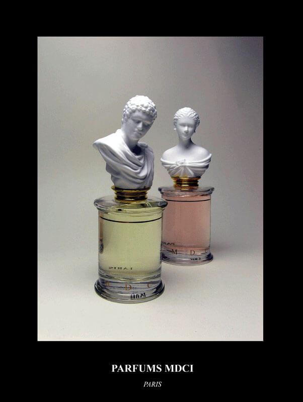 Нишевая парфюмерия в Карловых Варах и Праге