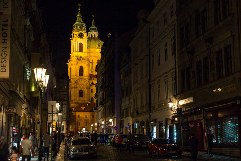 Roman Boed, Prague: Mala Strana, (CC BY 2.0)