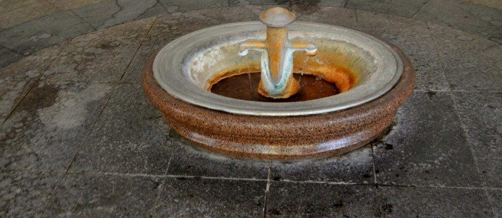 Лечение термальной минеральной водой в Карловых Варах