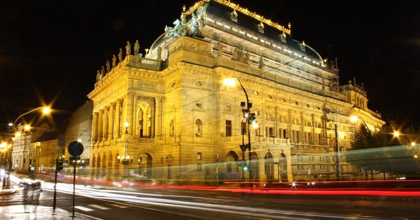 Национальный театр Чехии