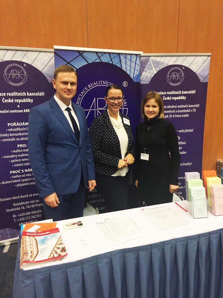 Glorion - агентство по недвижимости в Чехии, VIII Конгресс по недвижимости