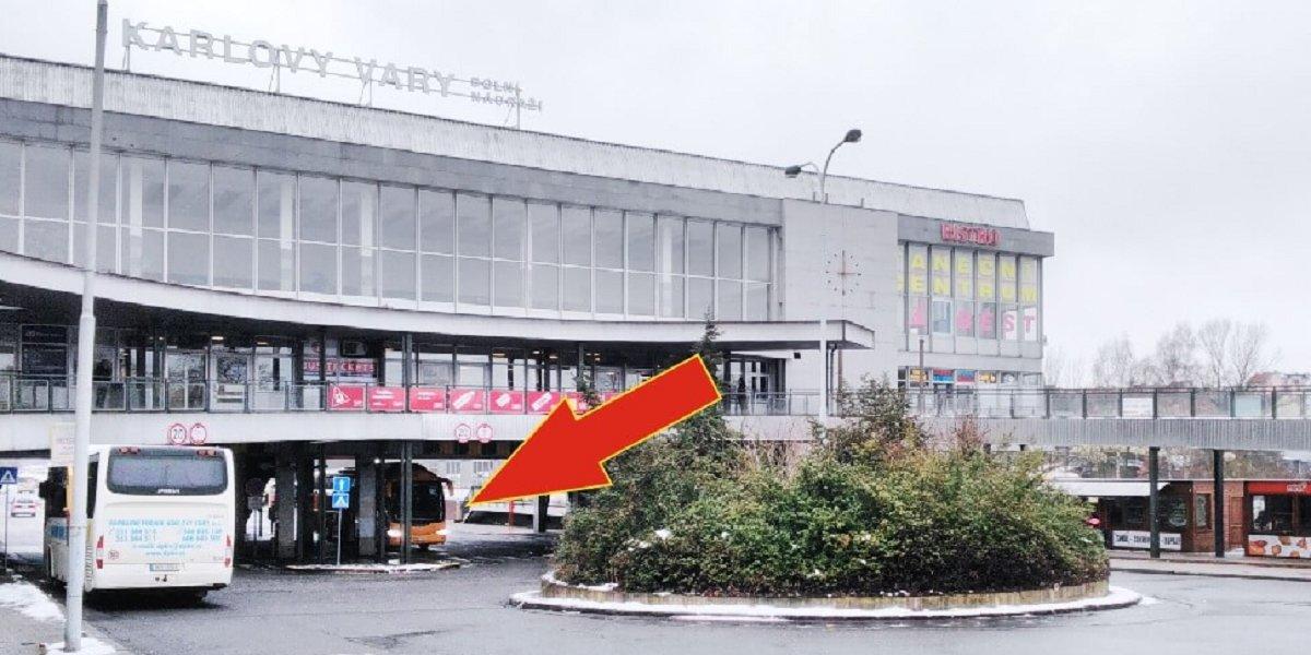 Карловы Вары Dolní nádraží