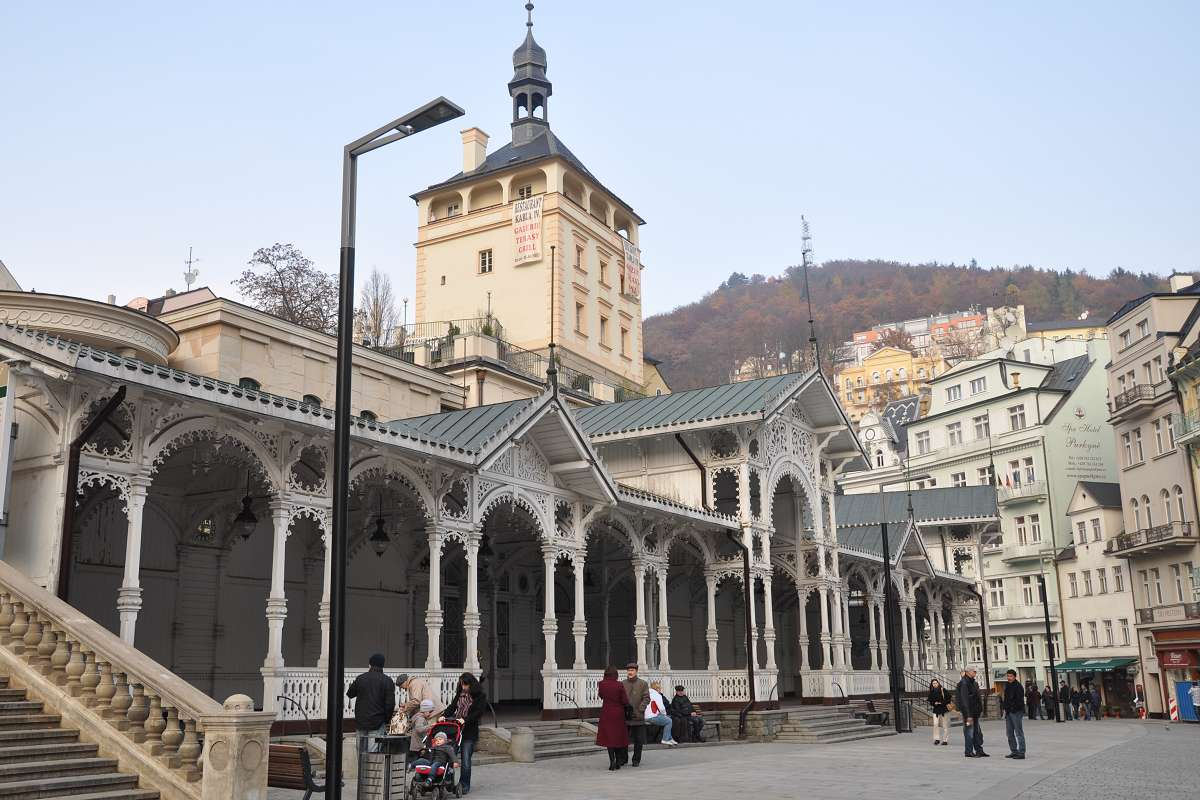 Башня Карла IV