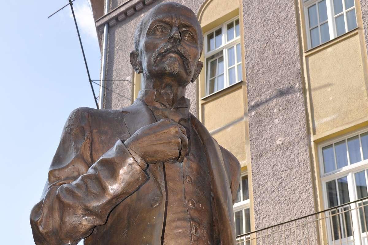 Памятник Т. Г. Масарику